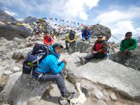 Mountaineering and Saving Lives on 'Everest Air'