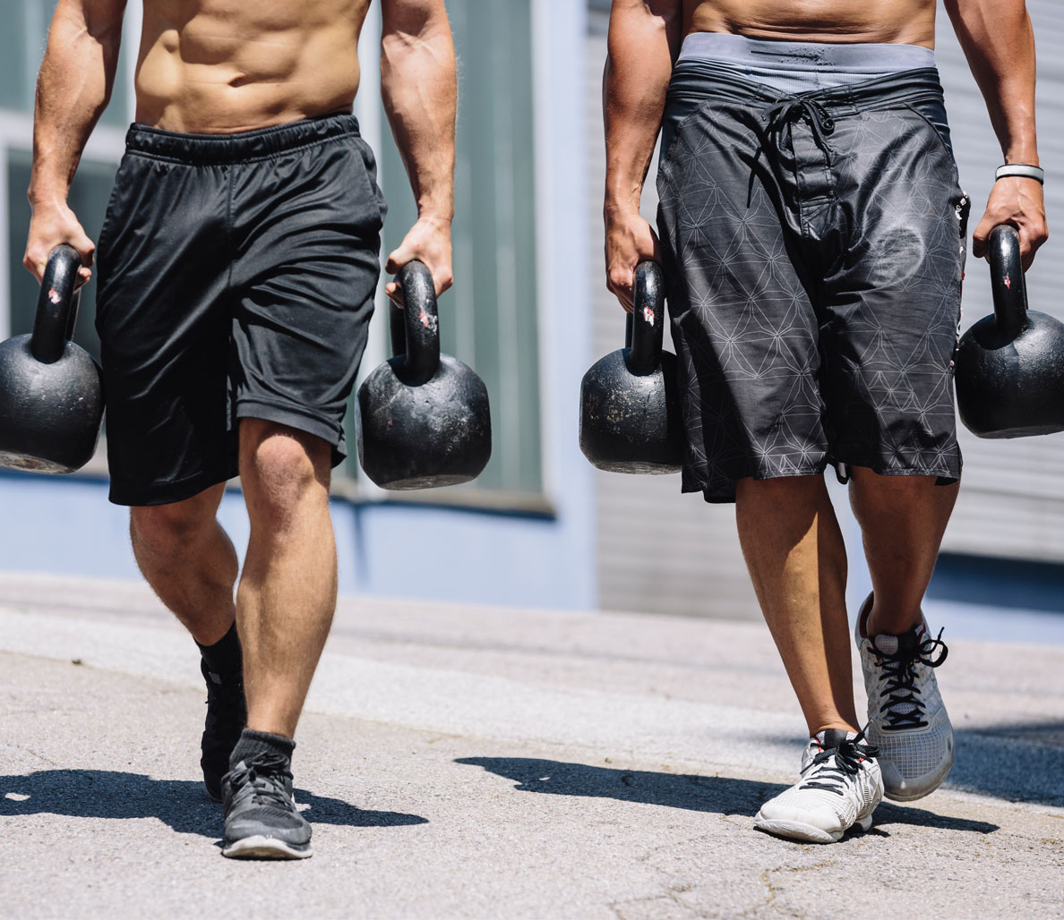 3 ways to add strongman training into your workout