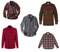 15 Fall Flannel Shirts for Every Guy