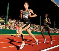 Galen Rupp, Track and Field