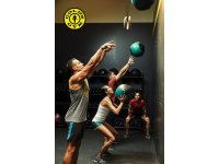 8. Gold's Gym