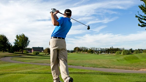 Five Reasons You Hit a Slice