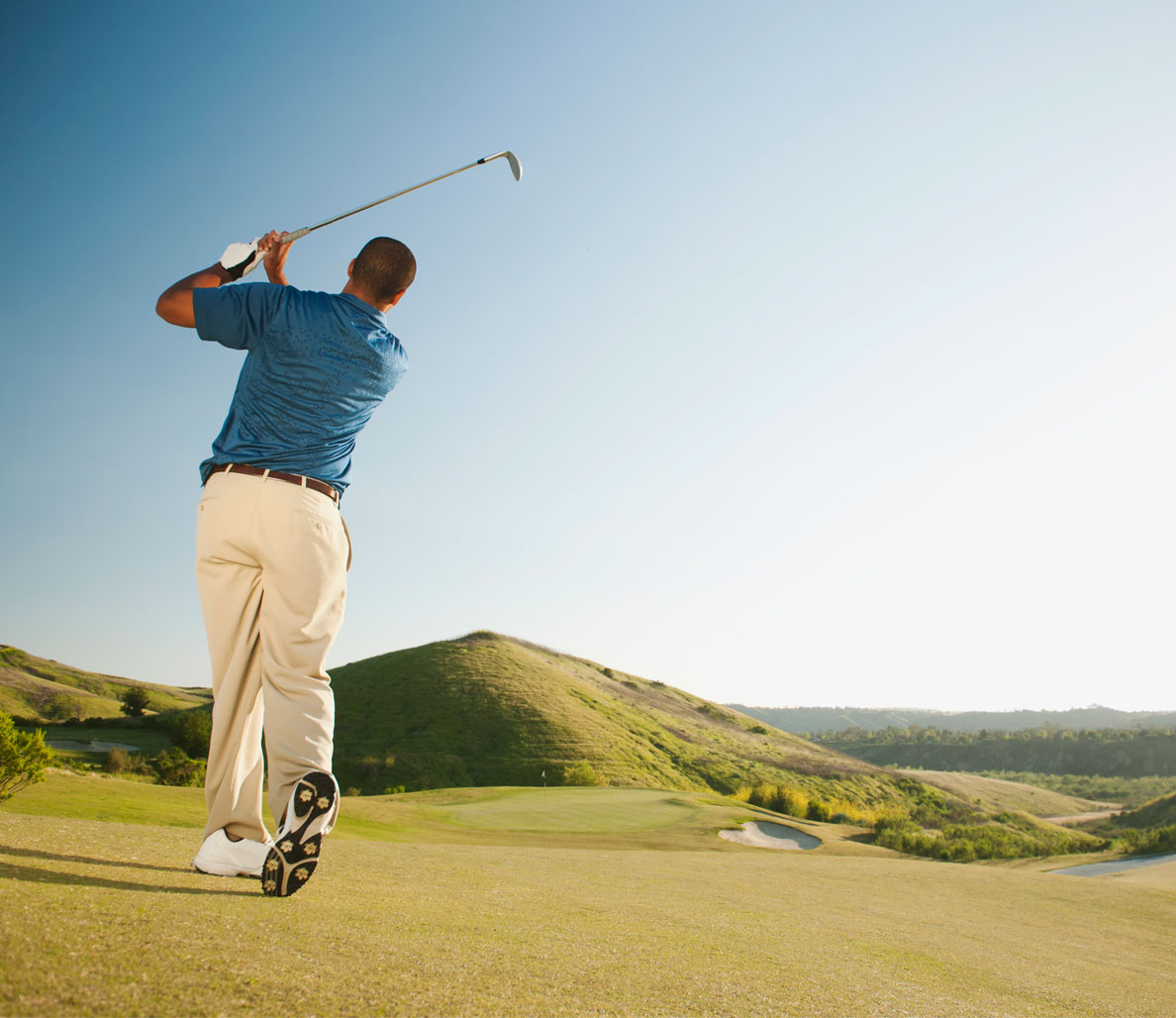 Golf Workout: How to hit a 400-yard drive