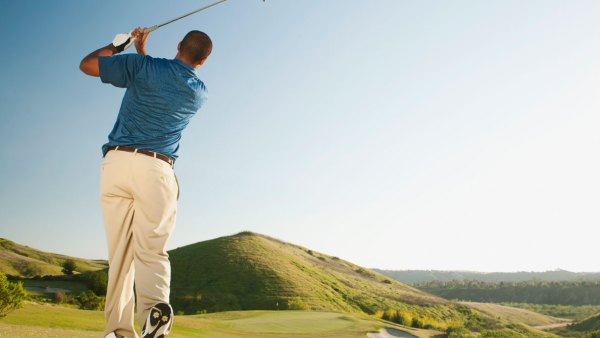 How to hit a 400-yard drive
