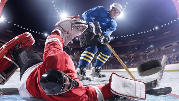 Hockey training for power and stability