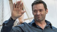 Hugh Jackman Helps Rescue Swimmers in Real Life