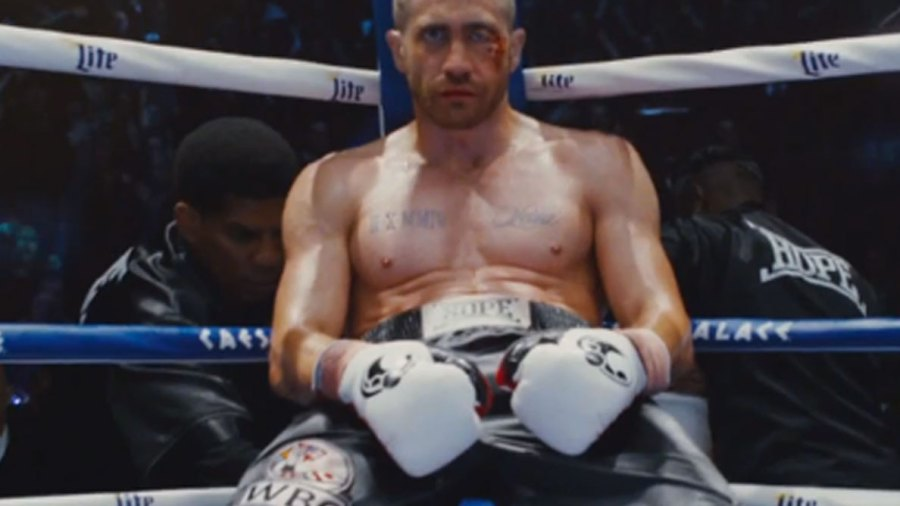 Exclusive Never-Before-Seen Training Footage From 'Southpaw'