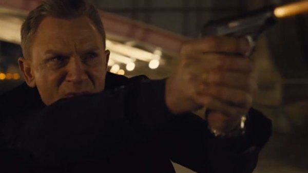 "Check Out the New ""Spectre"" Trailer"