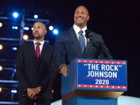 Dwayne Johnson, People's 'Sexiest Man Alive,' Sounded Damn Presidential in His Latest Interview