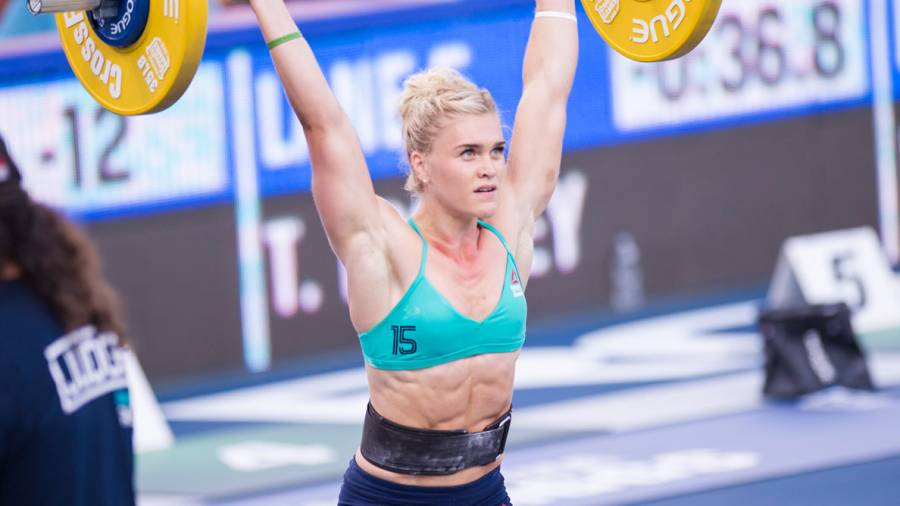 The Men's Fitness Interview: Katrin Davidsdottir, 2016 CrossFit Games Champion and Fittest Woman on Earth