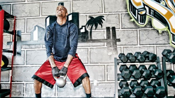 3 Quick Kettlebell Moves for Beginners