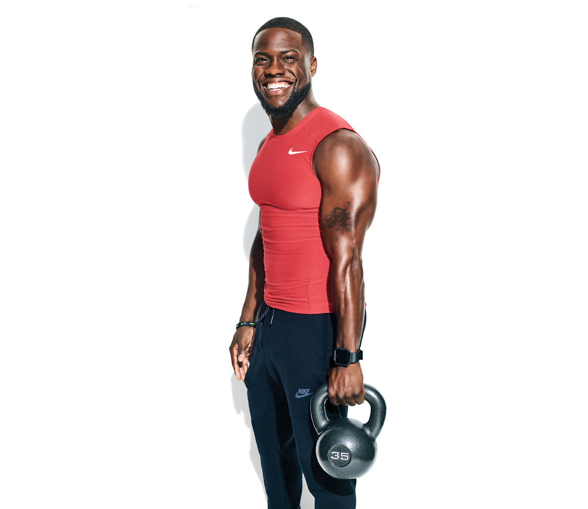 Fitness Life And Success According To Kevin Hart