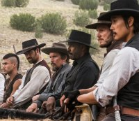 Watch Chris Pratt and Denzel Washington Join Forces in the Badass New 'Magnificent Seven' Trailer