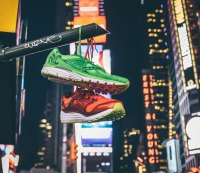 9 New York City Themed Marathon Shoes for 2015
