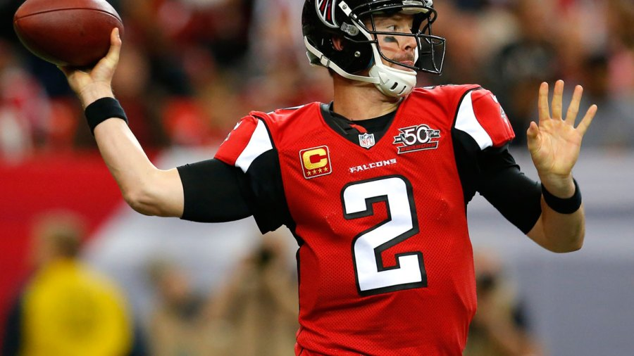 Matt Ryan Talks Football, How to Dress Classy, and Why He Doesn't Hate Rival Cam Newton