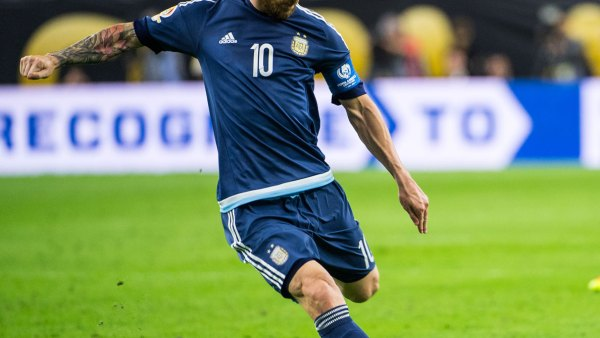 Messi 'Done' With Argentina