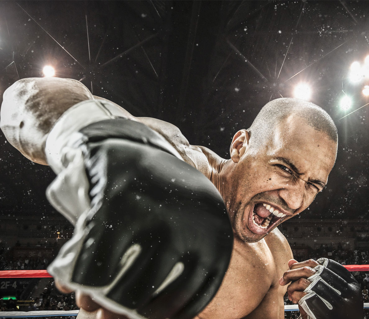 The Best MMA Cardio Workout