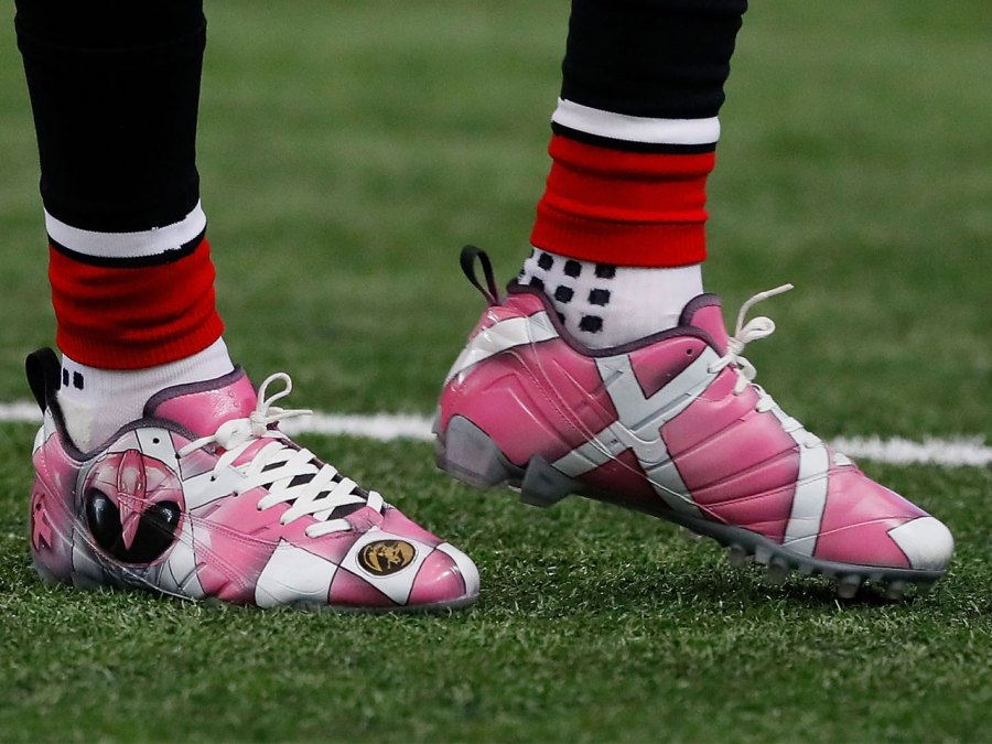 The 15 Coolest Custom Football Cleats From the 2016-2017 NFL Season
