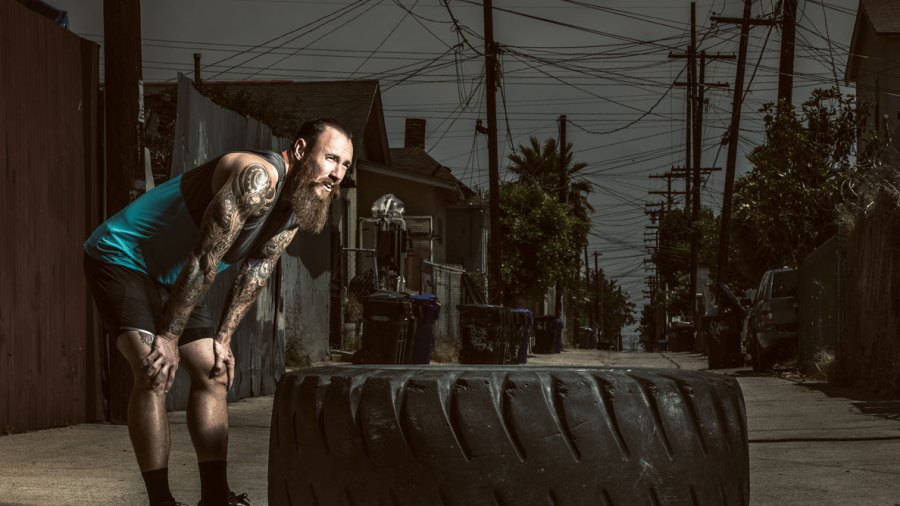 The Big Man's Plan to Lose Weight and Build Muscle