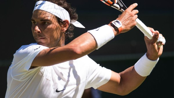 Early Exit for Rafael Nadal at Wimbledon