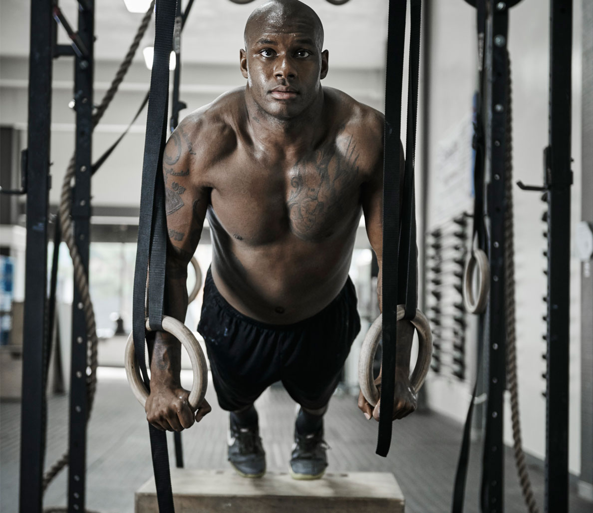The Greatest Full-body CrossFit Workout