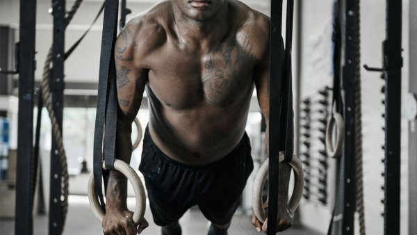 The full-body CrossFit workout