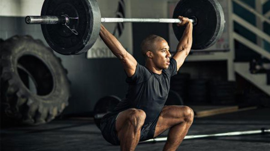 Monday Morning Workout: Score With These Basic Weight Lifting Moves