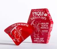 Are You Manly Enough to Eat This Spicy Chip?