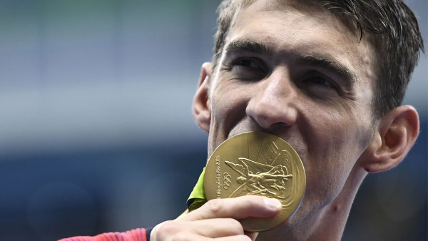 Every Michael Phelps Gold Medal
