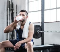 2. Fuel up before and after workouts