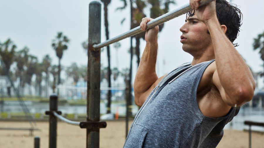 How to Get Better at Pullups