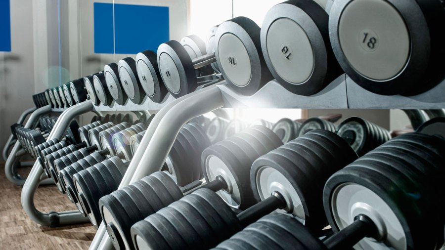 Lifting Heavy Weights Twice a Week Is Enough to Build Muscle