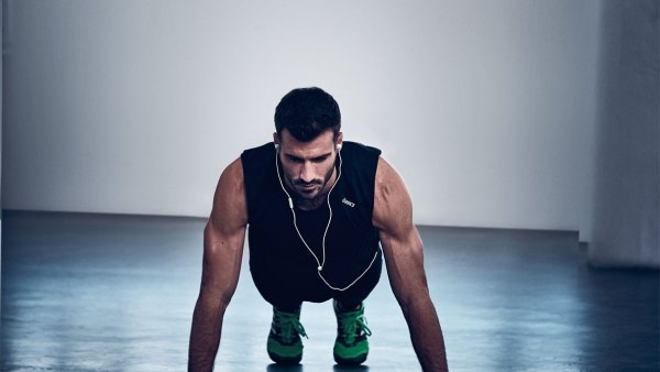 The Busy Guy's Workout