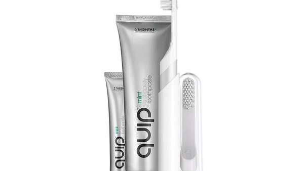 Review: The Quip Toothbrush