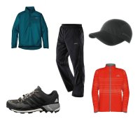 The Essentials: All the Gear You Need for Running in the Rain
