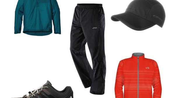 rain gear for running