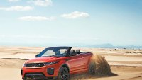 Check Out the 2016 Range Rover Evoque Convertible