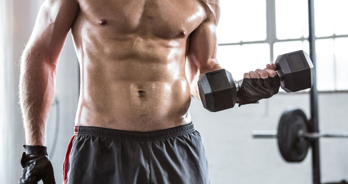 How to Get Ripped: Follow These Rules | Men's Journal