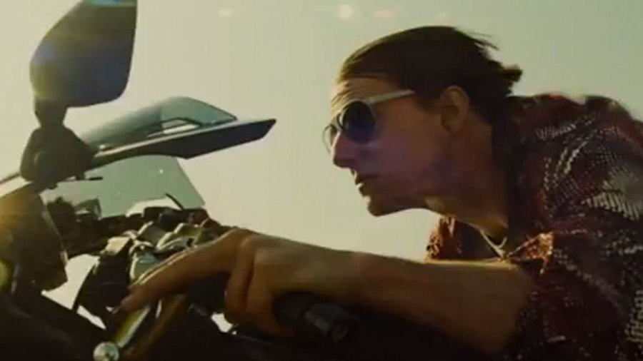 Why Tom Cruise Is Making Stunt History in Mission Impossible: Rogue Nation