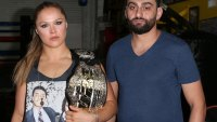 """Ronda Rousey's Trainer: """"I'm Taking the Blame"""" for Loss to Holly Holm"""