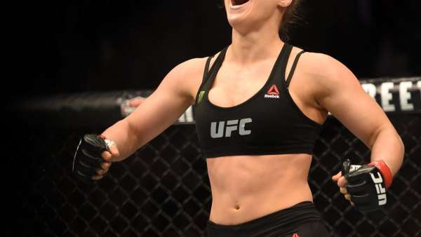 Ronda Rousey's Return to the Octagon
