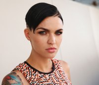 The Hottest Photos of Actress Ruby Rose