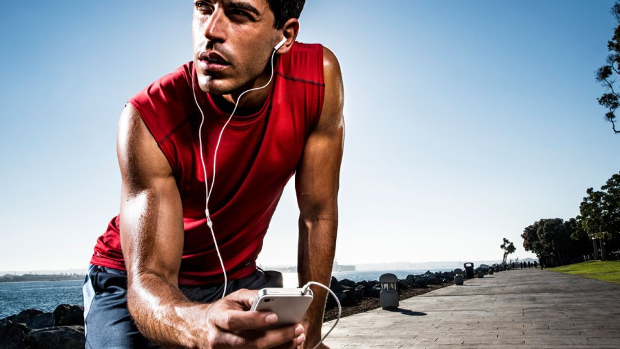The Most Popular Running Songs of the Year