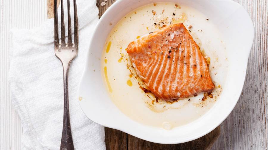 Another Reason Salmon Will Save Your Brain Years From Now