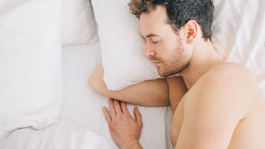 Sleeping on Your Side Can Help Clean up Your Brain