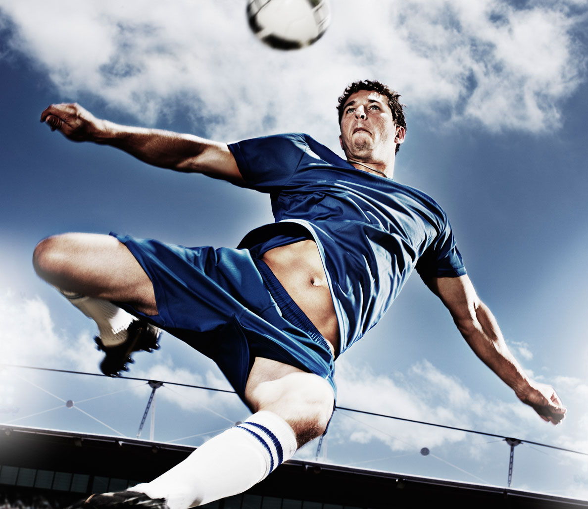 The Soccer Workout to Build Explosive Power and Increase Mobility
