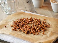 Chili Spiced Chickpeas