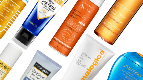 The Top 15 Sunscreens