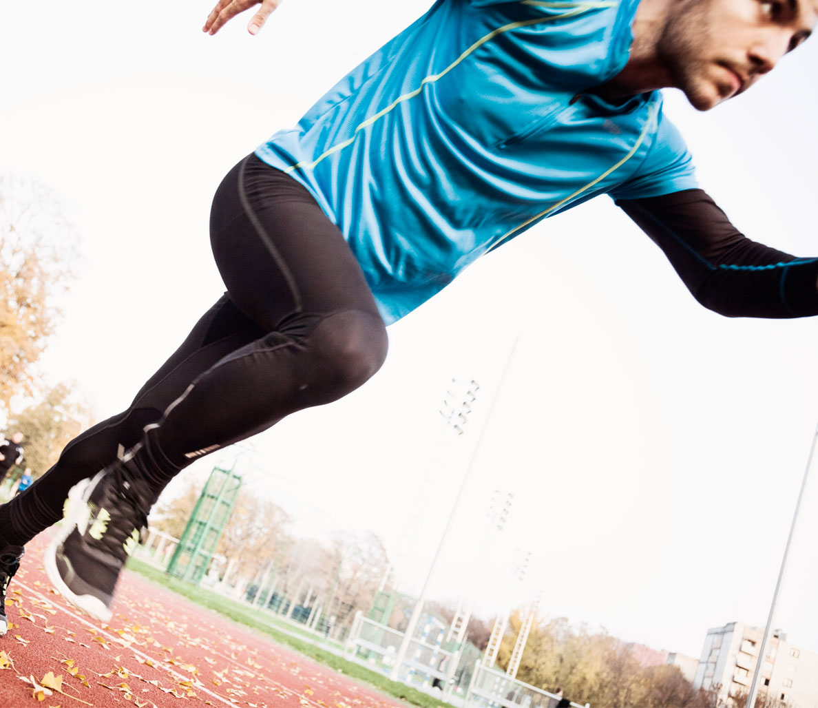 The Speed Conditioning Workout