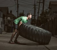 I've Lifted Weights for More Than a Decade. Here's What Happened When I Tried Strongman Training